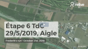 Relive TdC 2019 Aigle